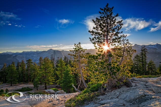 Sunrise on Sentinel Dome