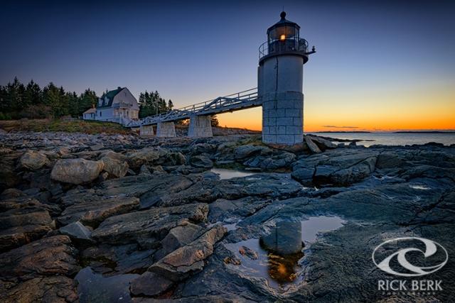 Dawn at Marshall Point