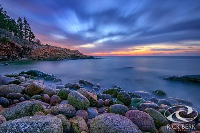 Dawn in Monument Cove