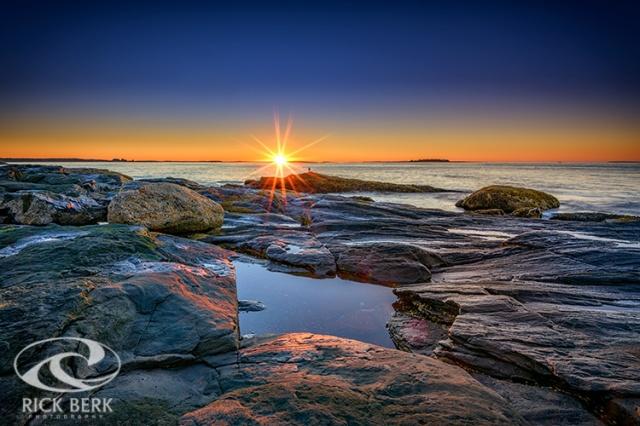 Muscongus Bay Sunrise