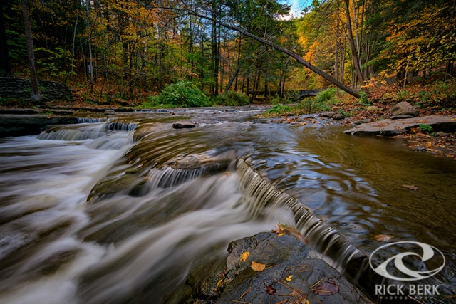 Autumn at Wolf Creek