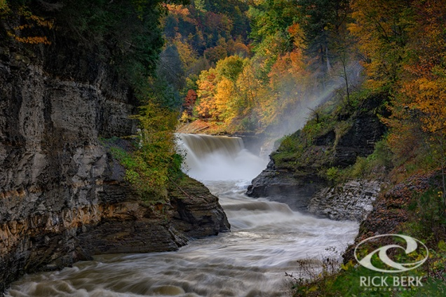 Lower Falls of the Genesee River