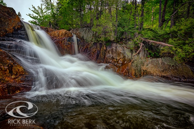 Spring Flow at Smalls Falls