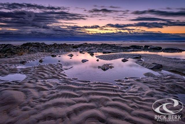 Dawn On Wells Beach