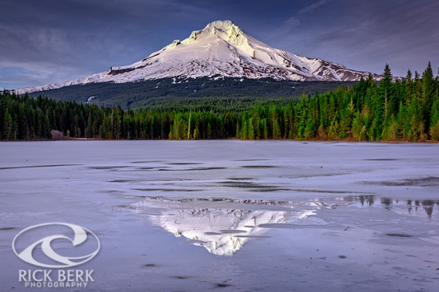 Mount Hood Reflections