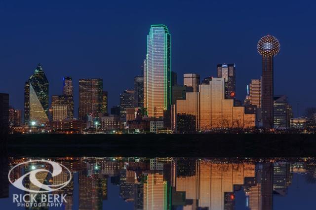 Dallas Aglow