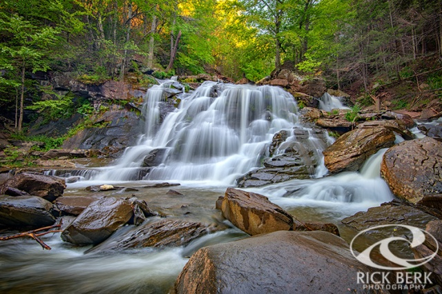 Lower Kaaterskill Falls II