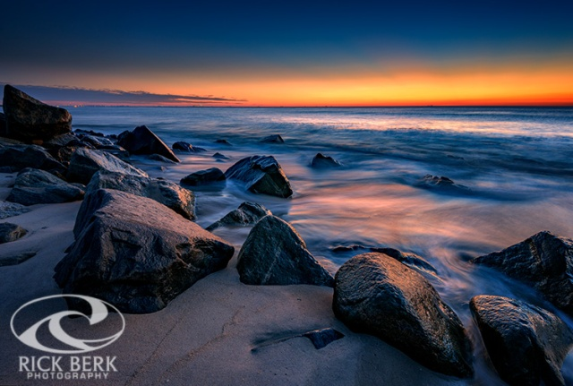 Sunrise, Sandy Hook