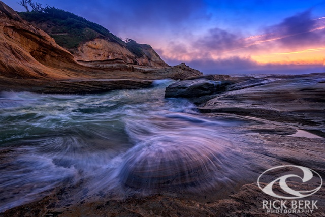 Cape Kiwanda Twilight