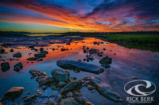 Dawn at Potts Point